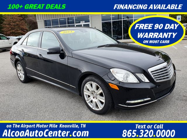 2013 Mercedes-Benz E 350 AWD Luxury w/Premium/Navigation/Lane Assist in Louisville, TN 37777