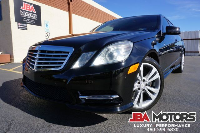 2013 Mercedes-Benz E350 Luxury Package E Class 350 Sedan ~ Pano Roof