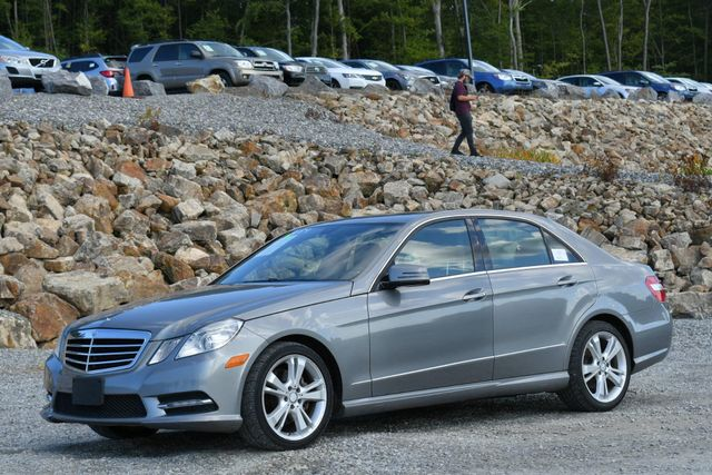 2013 Mercedes-Benz E 350 4Matic Naugatuck, Connecticut