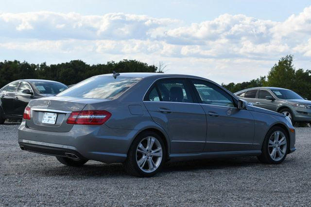 2013 Mercedes-Benz E 350 4Matic Naugatuck, Connecticut 4
