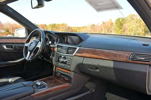 2013 Mercedes-Benz E 350 Luxury 4Matic Naugatuck, Connecticut 8