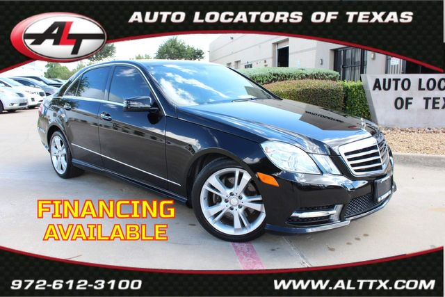 2013 Mercedes-Benz E 350 Sport in Plano, TX 75093