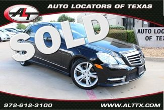 2013 Mercedes-Benz E 350 Sport | Plano, TX | Consign My Vehicle in  TX