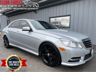 2013 Mercedes-Benz E 350 Sport in San Antonio, TX 78212