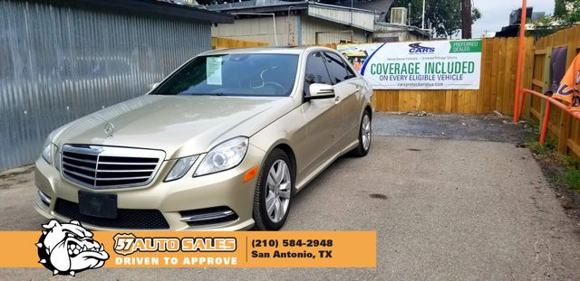 2013 Mercedes-Benz E 400 Sport in San Antonio, TX 78229