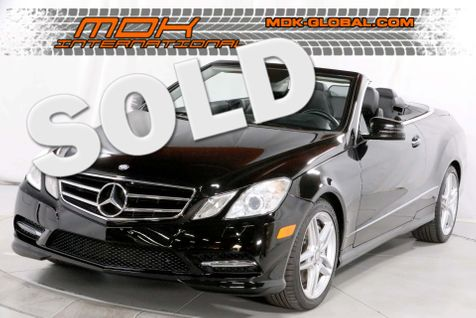 2013 Mercedes-Benz E 550 - P1 - Appearance pkg - Keyless GO in Los Angeles