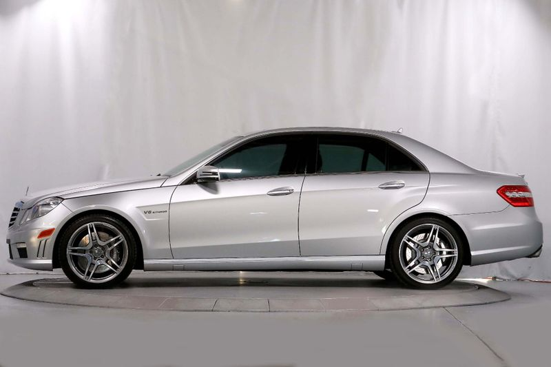 2013 Mercedes-Benz E 63 AMG - 19 wheels - twin turbo V8 - Only 41K miles  city California  MDK International  in Los Angeles, California