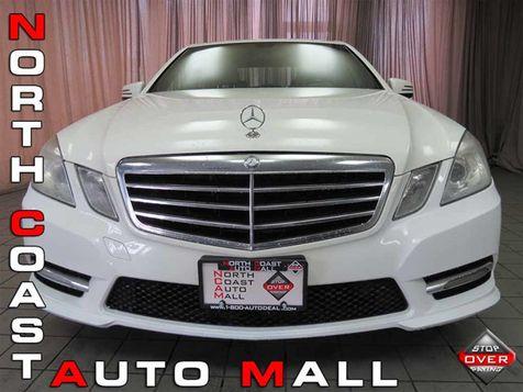 2013 Mercedes-Benz E-Class E 350 4dr Sedan E350 Luxury RWD *Ltd Avail* in Akron, OH