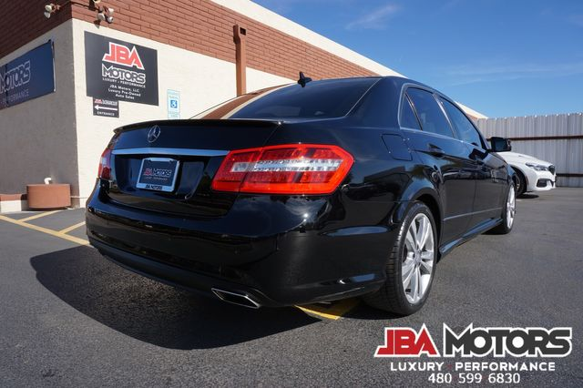 2013 Mercedes-Benz E350 Luxury Package E Class 350 Sedan ~ Pano Roof in Mesa, AZ 85202