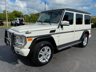 2013 Mercedes-Benz G 550 DESIGNO G550 BLACK ROOF LOADED CARFAX CERT   Florida  Bayshore Automotive   in , Florida