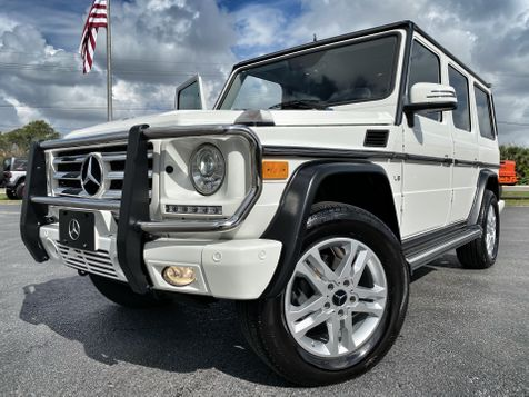 2013 Mercedes-Benz G 550 DESIGNO G550 BLACK ROOF LOADED CARFAX CERT in , Florida