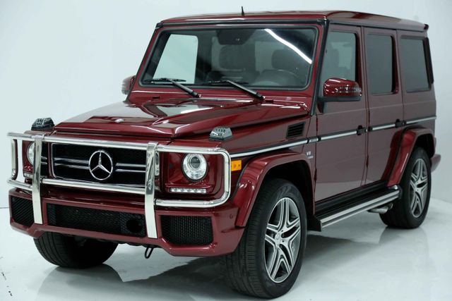 2013 Mercedes-Benz G 63 AMG Houston, Texas 3