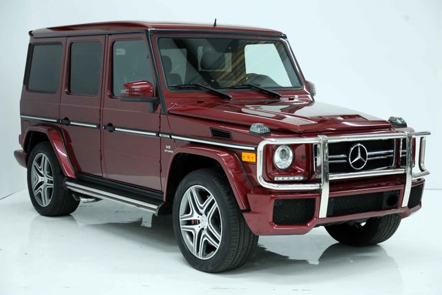 2013 Mercedes-Benz G 63 AMG Houston, Texas 1
