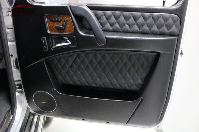 2013 Mercedes-Benz G 63 AMG Merrillville, Indiana 25