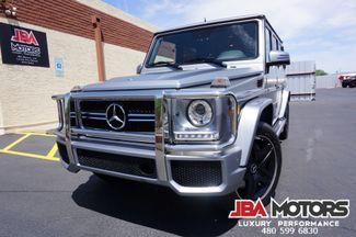 2013 Mercedes-Benz G63 AMG G Class 63 G Wagon Bi-Turbo V8 Diamond Stitch   MESA, AZ   JBA MOTORS in Mesa AZ