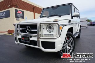 2013 Mercedes-Benz G63 AMG G Class 63 G Wagon Bi-Turbo V8 1 Owner CA Car | MESA, AZ | JBA MOTORS in Mesa AZ