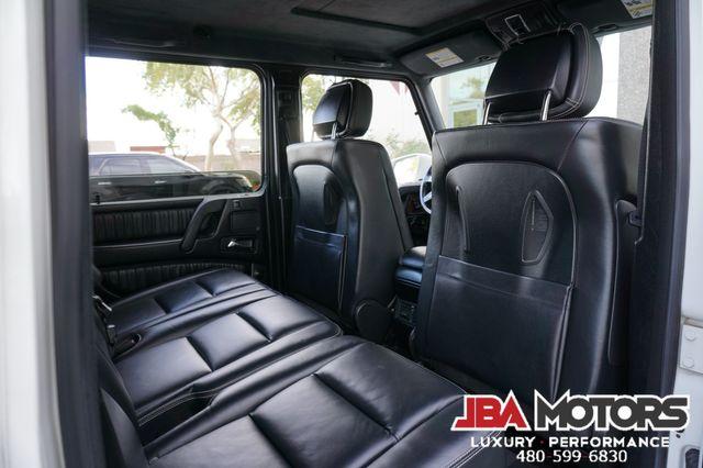 2013 Mercedes-Benz G63 AMG G Class 63 G Wagon Bi-Turbo V8 1 Owner CA Car in Mesa, AZ 85202
