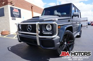 2013 Mercedes-Benz G63 AMG G Class 63 G Wagon Bi-Turbo V8 Diamond Stitch in Mesa, AZ 85202