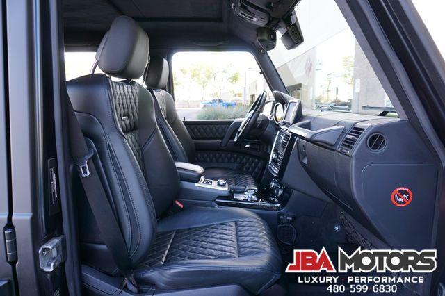 2013 Mercedes-Benz G63 AMG G Class 63 G Wagon Bi-Turbo V8 Diamond Stitch in Mesa, AZ 85202