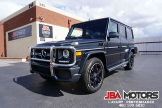 2013 Mercedes-Benz G63 AMG G Class 63 G Wagon V8 Bi-Turbo ~ 24k LOW MILES in Mesa, AZ 85202