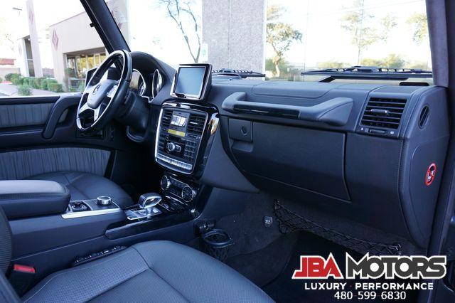2013 Mercedes-Benz G63 AMG G Class 63 G Wagon V8 Bi-Turbo ~ 24k LOW MILES in Mesa, AZ 85202