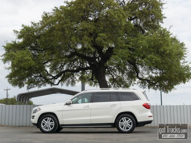 2013 Mercedes-Benz GL 350 BlueTEC 3.0L V6 Turbo Diesel BlueTec AWD