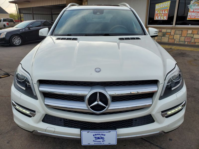 2013 Mercedes-Benz GL 450   Brownsville TX  English Motors  in Brownsville, TX