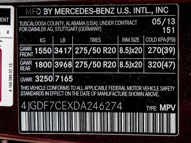 2013 Mercedes-Benz GL 450 Burbank, CA 30