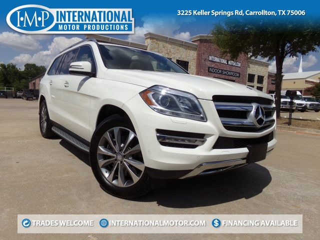 2013 Mercedes-Benz GL 450 ONE OWNER DALLAS SUV