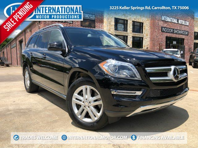 2013 Mercedes-Benz GL 450 ONE OWNER