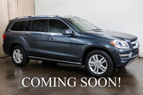 2013 Mercedes-Benz GL450 4Matic AWD Luxury SUV w/3rd Row Seats, Navigation, Backup Cam, Heated Seats & Tow Package in Eau Claire