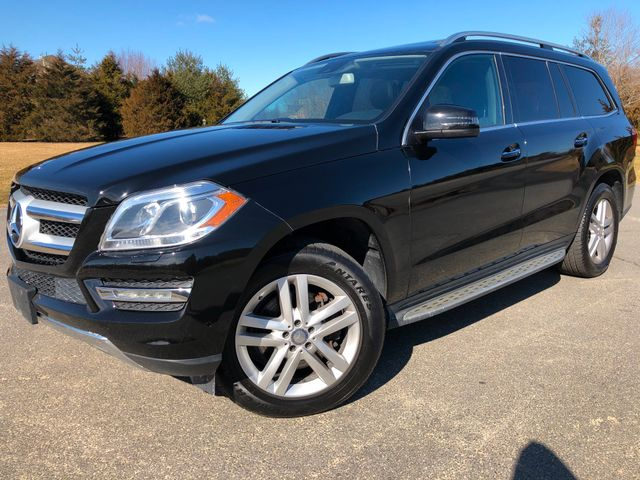 2013 Mercedes-Benz GL 450 450 4MATIC