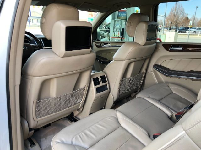2013 Mercedes-Benz GL 450 GL450 4MATIC LINDON, UT 21