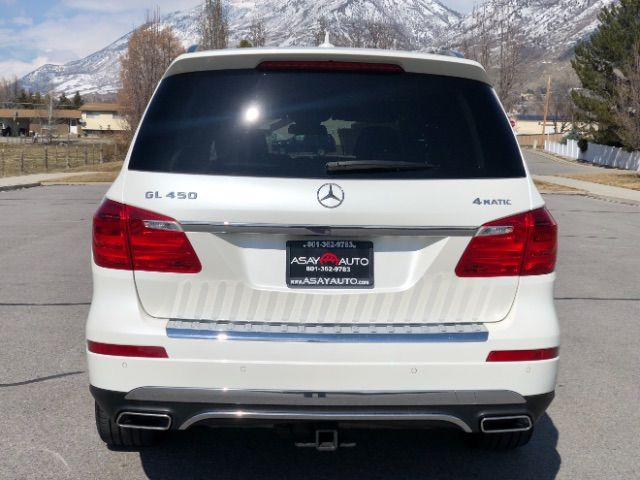 2013 Mercedes-Benz GL 450 GL450 4MATIC LINDON, UT 5