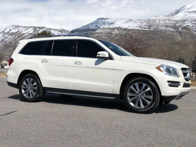 2013 Mercedes-Benz GL 450 GL450 4MATIC LINDON, UT 14