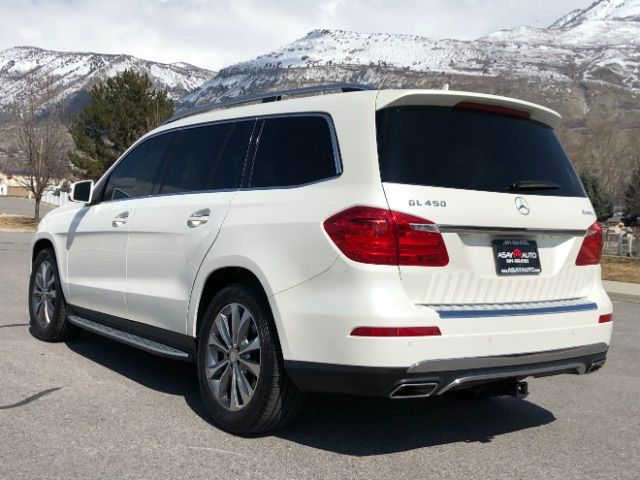 2013 Mercedes-Benz GL 450 GL450 4MATIC LINDON, UT 8