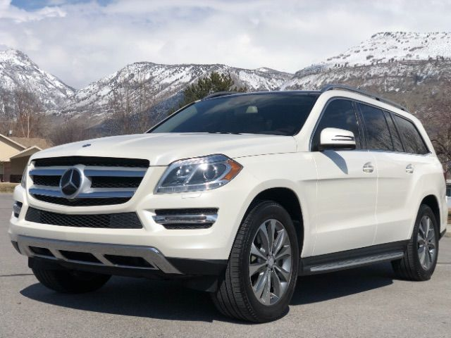 2013 Mercedes-Benz GL 450 GL450 4MATIC LINDON, UT 0
