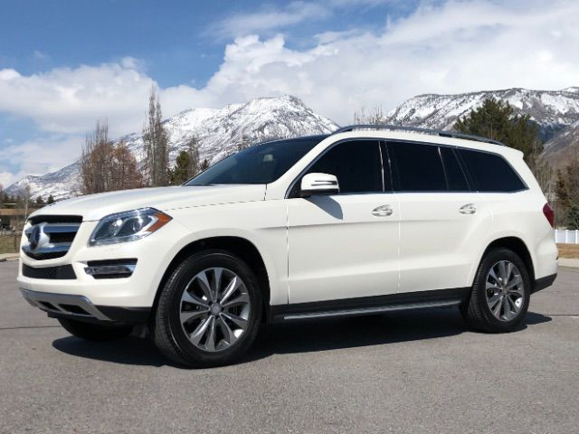 2013 Mercedes-Benz GL 450 GL450 4MATIC LINDON, UT 2