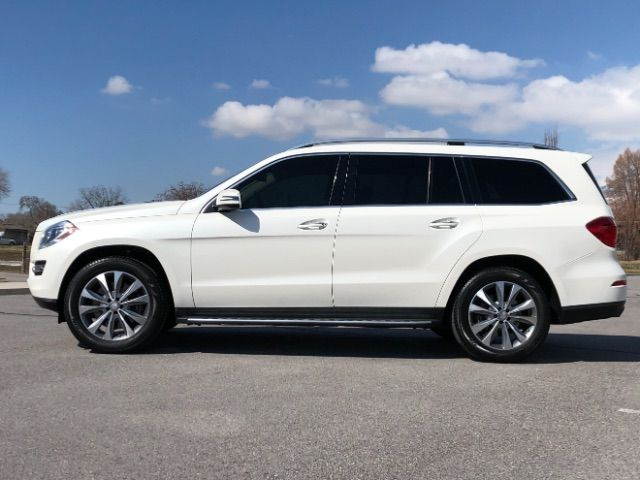 2013 Mercedes-Benz GL 450 GL450 4MATIC LINDON, UT 4