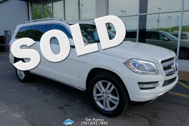 2013 Mercedes-Benz GL 450 in Memphis Tennessee