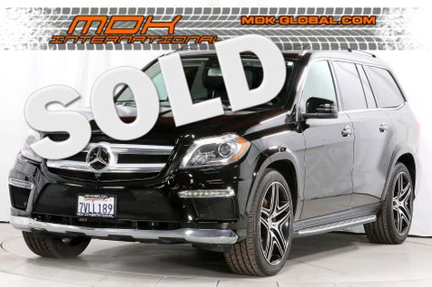2013 Mercedes-Benz GL 550 - 360 cam system - rear DVD - keyless GO in Los Angeles