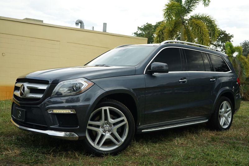 2013 Mercedes-Benz GL 550 GL 550 in Lighthouse Point FL