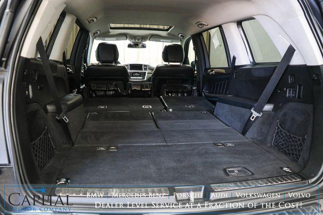 2013 Mercedes-Benz GL450 4Matic SUV w/3rd Row Seats, Nav, 360º Cam, Heated Seats, Moonroof & Premium Audio in Eau Claire, Wisconsin 54703