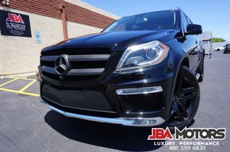 2013 Mercedes-Benz GL550 GL Class 550 4Matic AWD SUV AMG Pkg Rear Seat DVD | MESA, AZ | JBA MOTORS in Mesa AZ