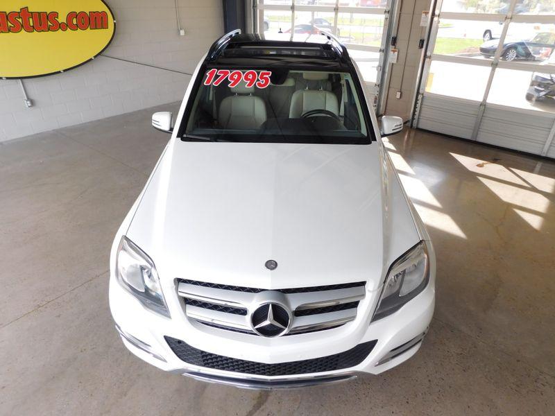 2013 Mercedes-Benz GLK 350 350 4MATIC  city TN  Doug Justus Auto Center Inc  in Airport Motor Mile ( Metro Knoxville ), TN