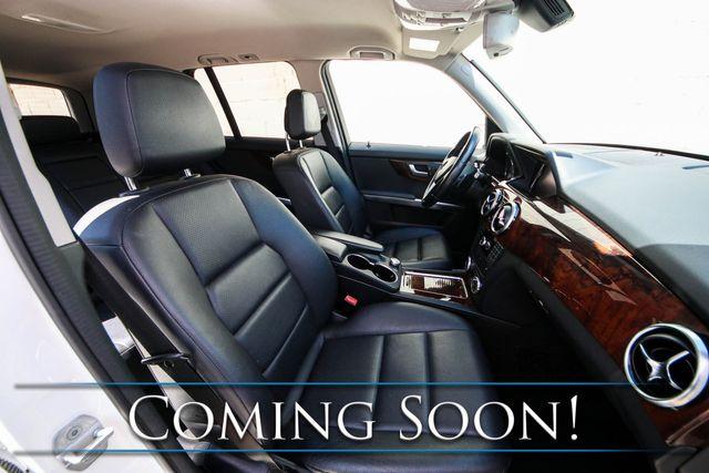 "2013 Mercedes-Benz GLK350 Sport 4Matic AWD Crossover w/Nav, Backup Cam, Heated Seats, Multimedia Pkg & 19"" Wheels in Eau Claire, Wisconsin 54703"