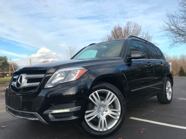 2013 Mercedes-Benz GLK 350 350 4MATIC