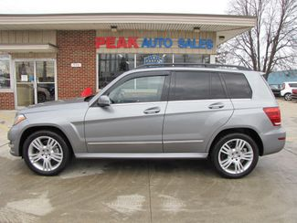 2013 Mercedes-Benz GLK 350 4MATIC in Medina, OHIO 44256