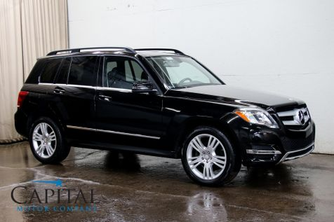 2013 Mercedes-Benz GLK350 4MATIC AWD w/Navigation, Backup Cam, Heated Seats, Panoramic Roof & Bluetooth Audio in Eau Claire