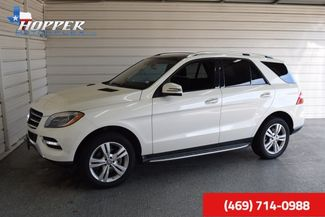 2013 Mercedes-Benz M-Class ML350  in McKinney Texas, 75070